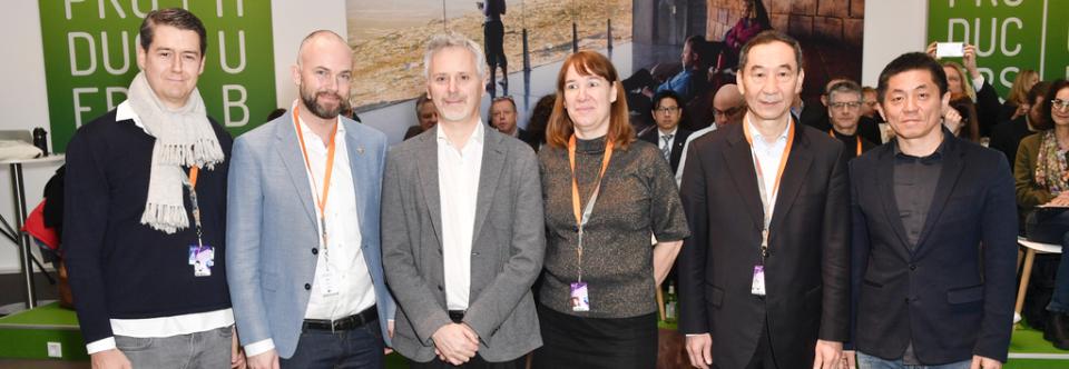 5th Sino-European Production Seminar at Berlinale