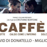 "Nomination ai David per ""Caffè"""